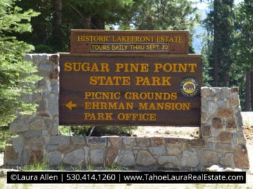 Big Bluegrass Concert at Sugar Pine Point State Park Tahoma Friday 27 2018