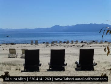 North Lake Tahoe Beaches