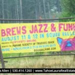 Brews Jazz and Funk Festival – Squaw Valley 2018