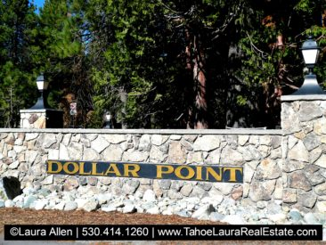 Dollar Point, Tahoe City California