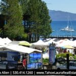 Tahoe City Art by the Lake – August 2018