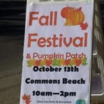 Fall Festival and Pumpkin Patch Tahoe City 2018