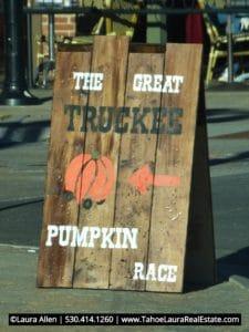 The Great Truckee Pumpkin Race - Oct 21 2018