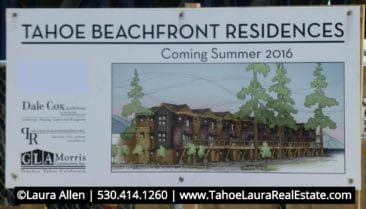 Tahoe Beachfront Residences Townhousesfor Sale