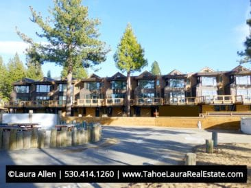 Tahoe Beachfront Residences Townhouses for Sale