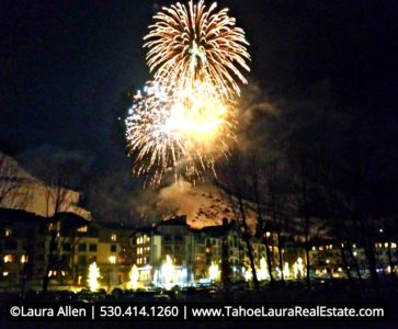 New Year's Eve North Lake Tahoe - Truckee December 31 2018