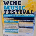 Art Wine Music Festival July 13 - 14 2019