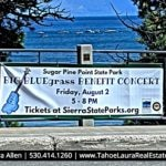 Big Bluegrass Concert Tahoma Friday Aug 2 2019