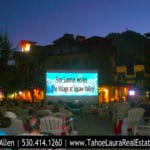 Summer Movies in Squaw Valley - 2019