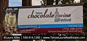 Tahoe Chocolate and Wine Festival  - 2019