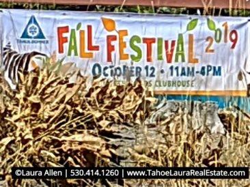 Tahoe Donner Fall Festival - 2019