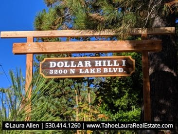 DOLLAR HILL I CONDOMINIUM DEVELOPMENT