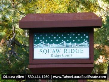 Squaw Ridge Condominium Development