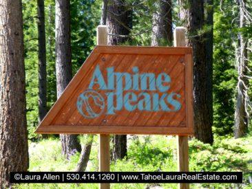 Alpine Peaks Homes for Sale