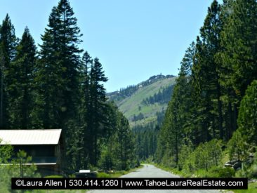 Aline Peaks Neighborhood Tahoe City, CA