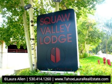 Squaw Valley Lodge Condos for Sale