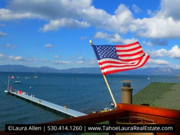 Tahoe City 4th of July 2020