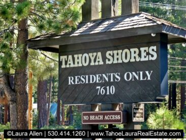 Tahoya Shores Condos for Sale