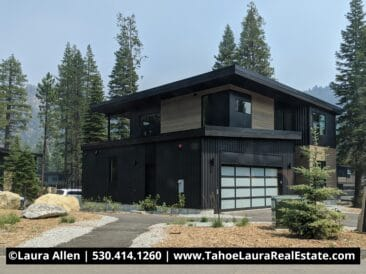 Palisades at Squaw Valley Single Family Homes