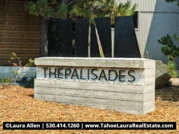 Palisades at Squaw Valley Townhomes and Single Family Homes
