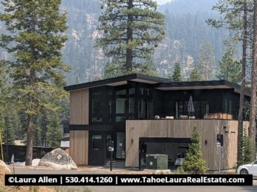 Palisades at Squaw Valley Single Family House