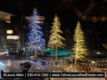 Tahoe City Shortest Day of the Year   December 21, 2020