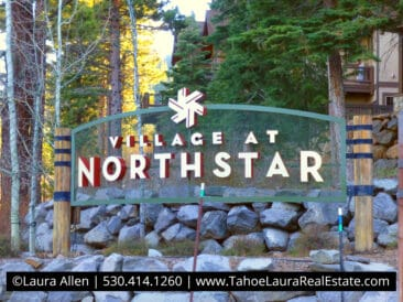 Northstar Village Property Entrance Sign