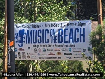 Kings Beach Summer Concerts - 2021